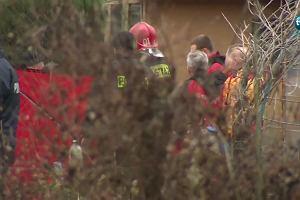 Tragedia w Szczecinie. Dwaj chłopcy wpadli pod lód zbiornika wodnego