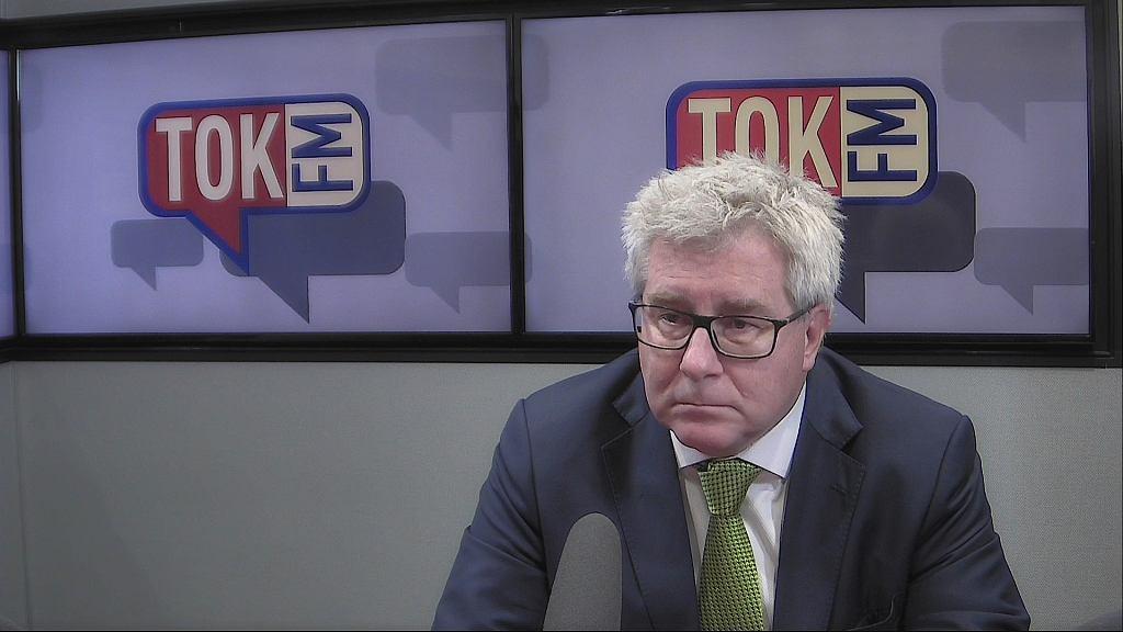 Ryszard Czarnecki w podcaście tokfm.pl 'Play-offy'