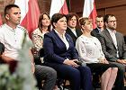 Szydło w Bochni: Instytucje spoza Polski kwestionują wygraną PiS w wyborach