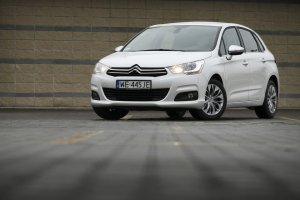 Citroen C4 1.2 THP Selection | Test | Niedoceniony
