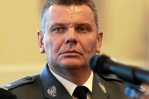 Miros�aw Schossler, zast�pca komendanta g��wnego policji, zosta� odwo�any przez Mariusza B�aszczaka