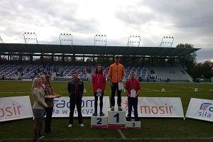 Lekkoatleci Budowlanych wywalczyli jedenasty medal mistrzostw Polski