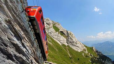 Szwajcaria Pilatusbahn