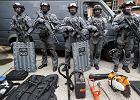 Oni maja bronić przed atakami. 600 dodatkowych, ciężko uzbrojonych policjantów na ulicach Londynu