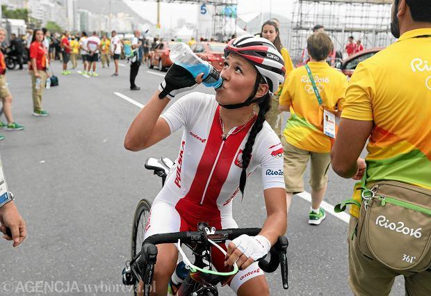 Katarzyna Niewiadoma trzecia w Amstel Gold Race