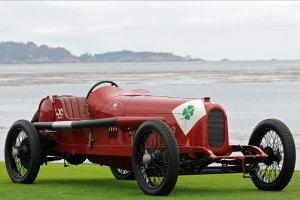 Sportowa historia Alfa Romeo | cz�� I