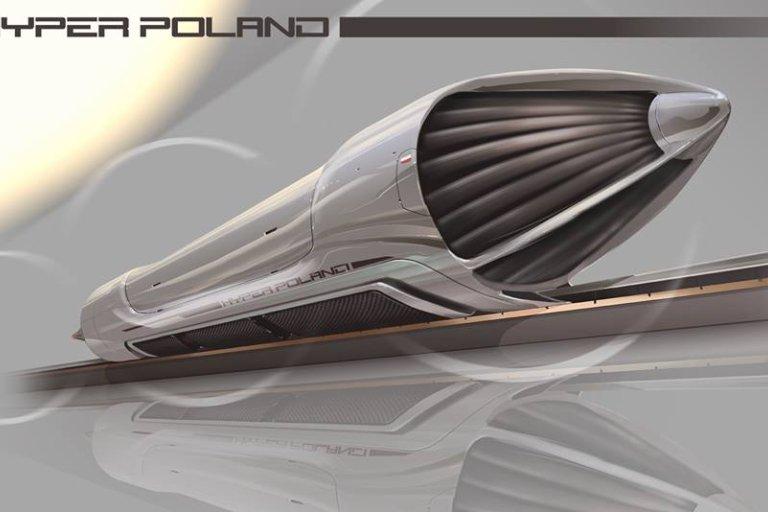 Hyperloop powstanie kiedy� w Polsce?