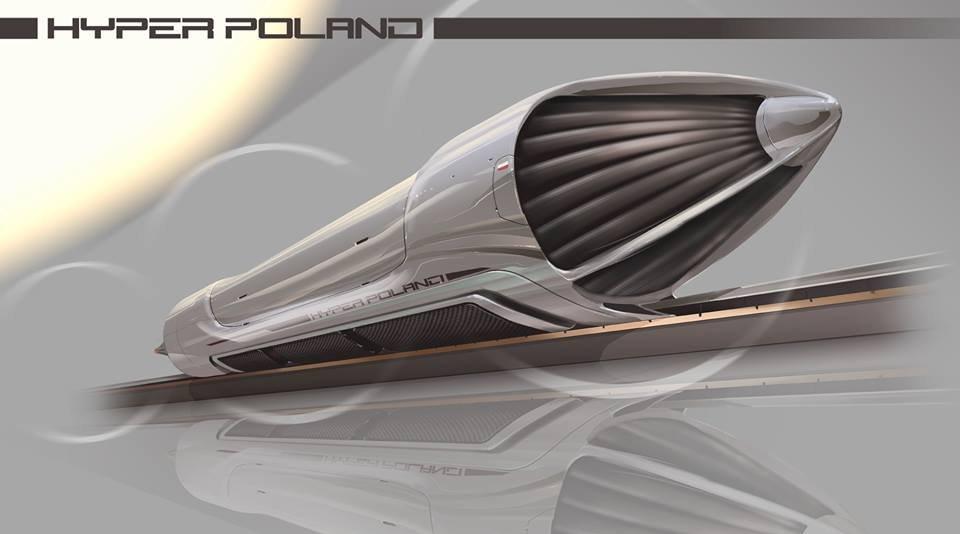 Hyperloop powstanie kiedyś w Polsce?