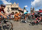 Tour de Pologne nakręca miasta. Kraków płaci ponad 800 tys. zł, Katowice - 600 tys. zł za przejazd kolarzy. Czy to się opłaca?