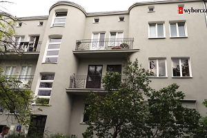 Walczy�a o prawo do mieszkania - przyjaciele o Jolancie Brzeskiej