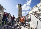 Trzęsienie ziemi we Włoszech. Rośnie bilans ofiar, nie żyje 247 osób