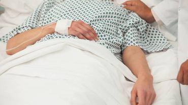 Skrajne wyczerpanie organizmu, czyli kacheksja może pojawić się u m.in. osób z chorobą nowotworową