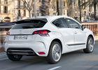 CITROEN DS4 11- 2011 coupe tylny prawy - Zdj�cia