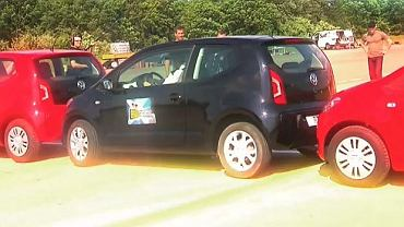 Rekord Guinnessa w parkowaniu