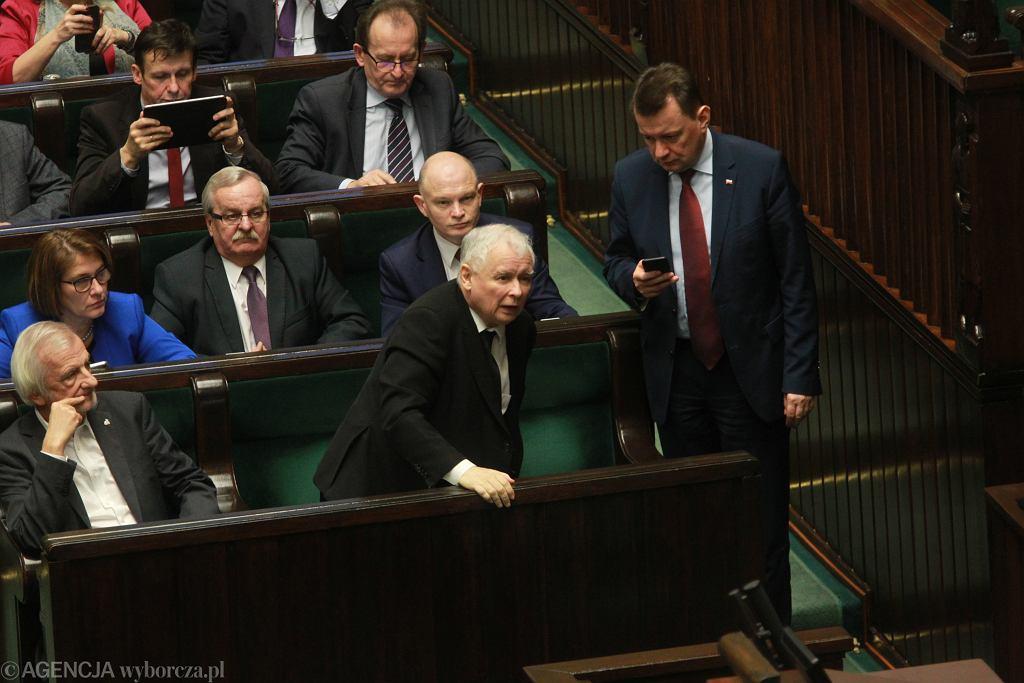 Ordynacja wyborcza. Nocne głosowania w Sejmie