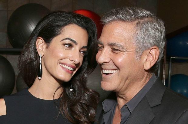 George i Amal Clooney - dzieli ich 17 lat