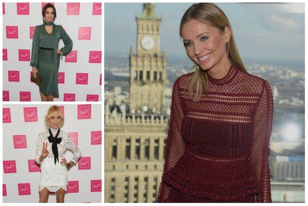 Agnieszka Szulim, Maja Sablewska, Paulina Krupińska i Izabela Janachowska - gwiazdy TVN Style wyjątkowo stylowe! Która wyglądała najlepiej?