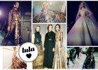 Paris Haute Couture: Wybra�y�my absolutnie najpi�kniejsze sylwetki z pokazu Elie Saab, Ulyany Sergeenko i Valentino jesie�-zima 2014/15 . Inspiruj�ce? [ZDJ�CIA]