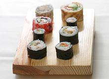 Sushi maki i futomaki - ugotuj