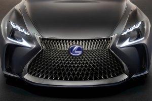 Lexus LF-FC dopiero w 2020