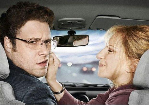Pół żartem, pół serio, czyli kto powinien siedzieć obok kierowcy? Żona czy teściowa?