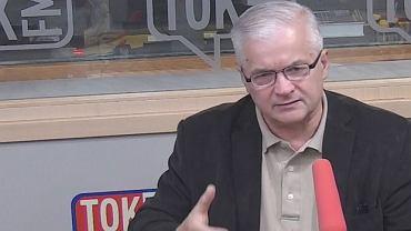 Włodzimierz Cimoszewicz w Poranku Radia TOK FM