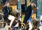 Marta Wierzbicka w środowe popołudnie wybrała się ze znajomymi do jednej z warszawskich restauracji. W pewnym momencie aktorka nagle podniosła się z krzesła... Ewidentnie było coś nie tak.