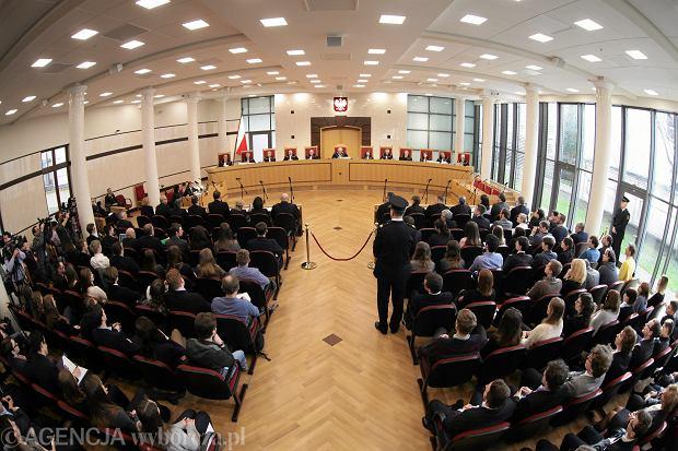 wPolityce.pl publikuje projekt orzeczenia Trybuna�u Konstytucyjnego