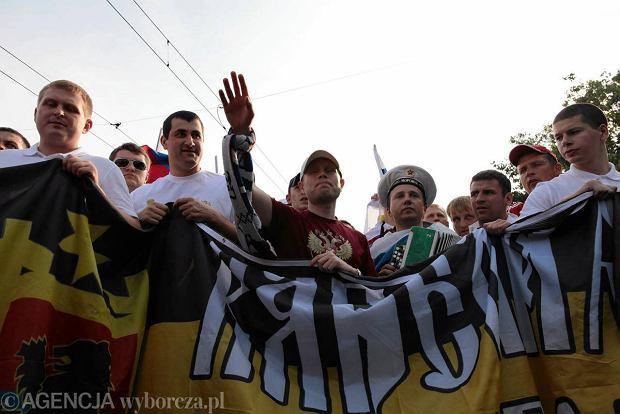 Media w Rosji: Polskie w�adze nie powinny zezwoli� na rosyjski marsz