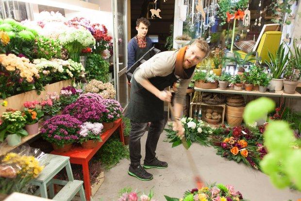KWIATY & MIUT w Poznaniu, czyli najmodniejsza polska kwiaciarnia