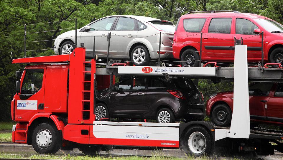 Używane samochody na lawiecie