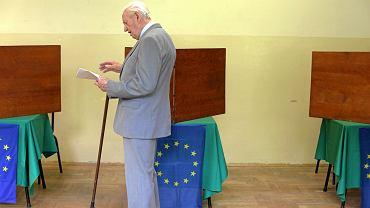 Wybory  do Parlamentu Europejskiego. Sopot, 25 maja 2014 r.