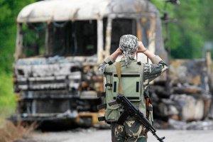 NATO: Armia Rosji wraca na granic� z Ukrain�