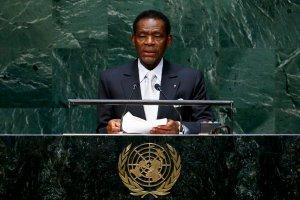 Syn dyktatora Gwinei R�wnikowej, oskar�ony o korupcj�, musi odda� 30 milion�w dolar�w