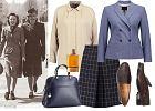 """Z cyklu """"Historia mody w pigułce"""": lata 40."""