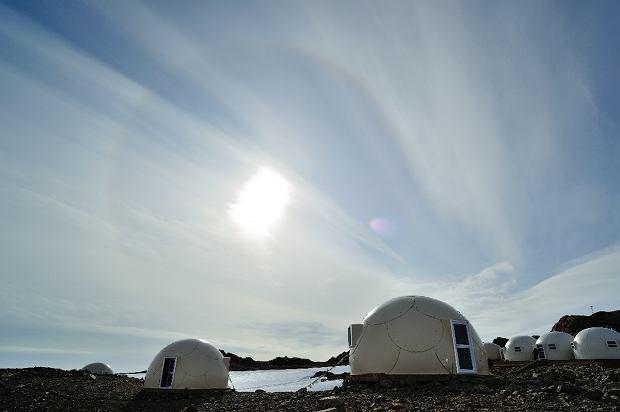 Hotel na... Antarktydzie. Teraz każdy może spędzić noc w tej części świata [FOTO]
