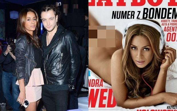 """Ola Szwed: M�j m�czyzna uwa�a, �e mam pi�kne cia�o i cieszy si�, �e pozuj� do """"Playboya""""!"""