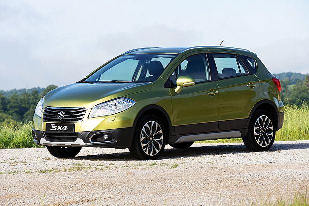 Suzuki umacnia swoj� pozycj� w Japonii i Europie