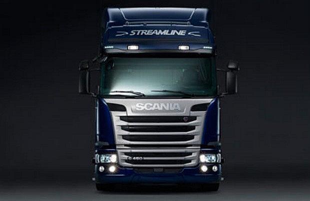 Scania seria G