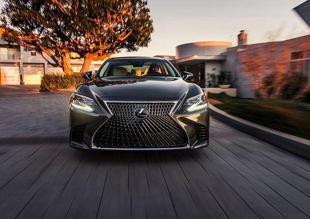 Salon Detroit 2017 | Lexus LS | Nowy okręt flagowy po ponad 10 latach