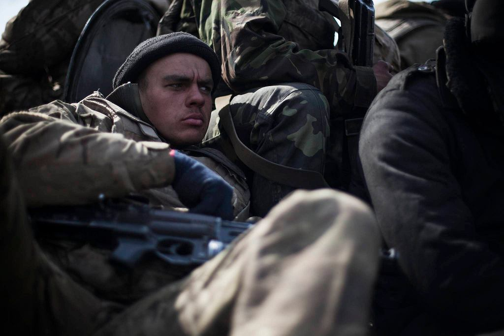 Ukraina. Nocny szturm separatystów w Mariupolu. Troje zabitych