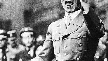 Przemawia Goebbels, sierpień 1934 r.