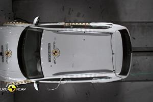 Test zderzeniowy - Volkswagen Tiguan