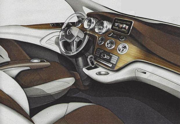 Nowy Mercedes Viano - powiew luksusu
