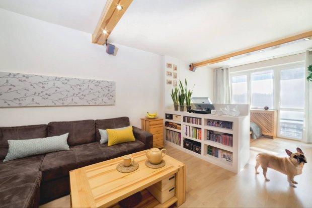 Maly Salon Z Aneksem Budowa Projektowanie I Remont Domu