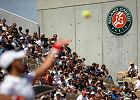 Roland Garros. Wyniki piątkowych meczów trzeciej rundy