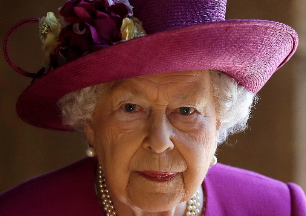 Królowa Elżbieta II (zdj. z 8 czerwca 2018 roku)