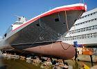 """Okręt patrolowy """"Ślązak"""" już na wodzie. Marynarka Wojenna odbudowuje siły na Bałtyku"""