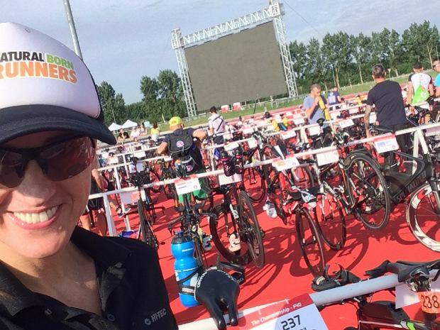Pierwszy start w triathlonie - na co zwrócić uwagę? Odpowiada Bożena Jaskowska
