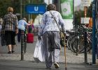 Niemcy b�d� wegetowa� na emeryturze